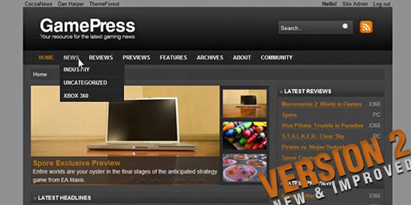 game-press